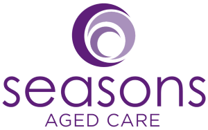 Seasons Aged Care - Sinnamon Park Logo