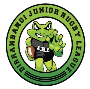 Dirranbandi Junior Rugby League Logo