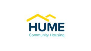 Hume Community Housing Association - Claymore Logo