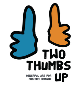 Two Thumbs Up Logo