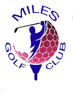 Miles Golf Club Logo