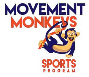 Movement Monkeys Sports Program - Shailer Park Logo