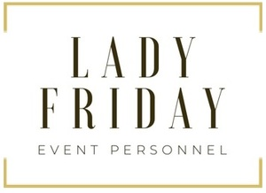 Lady Friday Event Personnel Logo