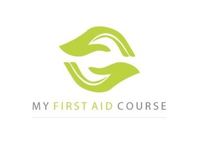 My First Aid Course Logo