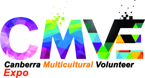 Canberra Multicultural Volunteer Expo Logo