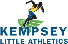 Kempsey Little Athletics Logo