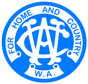 Country Women's Association of WA (Inc), Melville/Fremantle Branch Logo