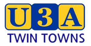 University of the Third Age Inc - Twin Towns Logo