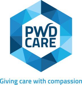 PWD CARE Logo