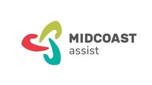 MidCoast Assist Customised Care Logo