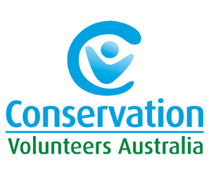 Conservation Volunteers Australia - Mackay Logo