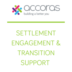 Settlement Engagement Transition Support Service Logo