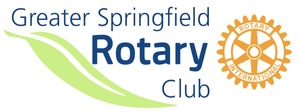 Rotary Club Of Greater Springfield Logo