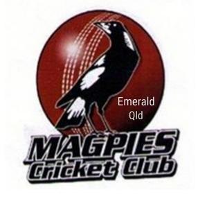 Magpies Cricket Club - Emerald Logo