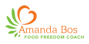 Amanda Bos - Food Freedom Coach Logo