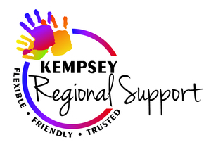 Kempsey Regional Support - West Kempsey Logo