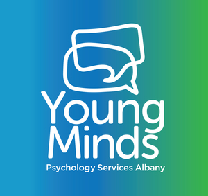 YoungMinds Albany Logo