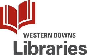 Western Downs Libraries - Miles Logo