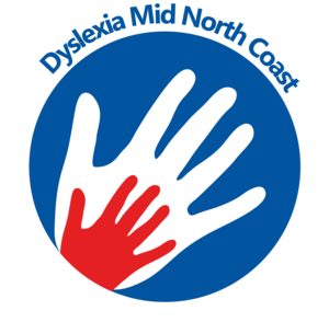 Dyslexia Support Nsw Mid North Coast Logo
