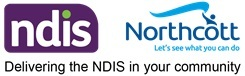 Northcott Early Childhood Early Intervention NDIS partner in the community - Port Macquarie Logo