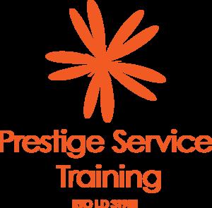Prestige Service Training Logo