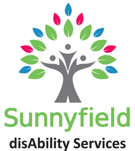 Guildford Hub - Sunnyfield Community Services Logo