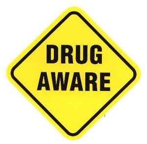 Drug Aware Logo