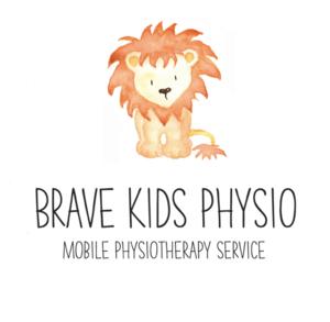 Brave Kids Physio Logo