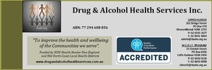 Drug And Alcohol Health Services Logo