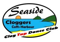 Seaside Cloggers Clog Tap Dance Club Logo