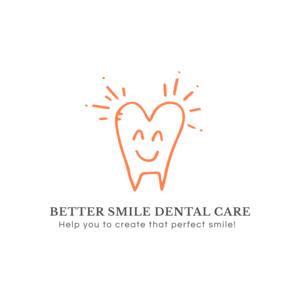Better Smile Dental Care Logo